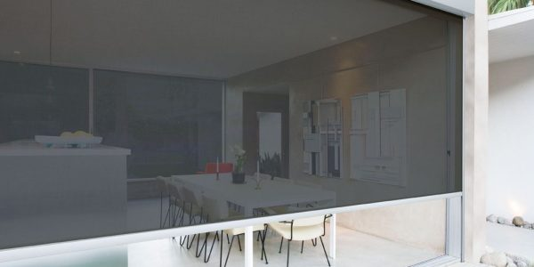 Motorised Awnings and External Blinds